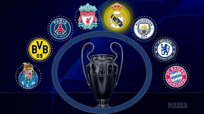HASIL PERTANDINGAN Liga Champions 2021 Tadi Malam Lengkap, PSG Bekuk Bayern, Chelsea Kalahkan Porto