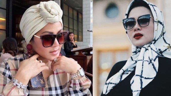 Dikira Syahrini, Apalagi Gelang Hermes, Casing HP Louis Vuitton, Ternyata Istri Limbad! Ini Fotonya