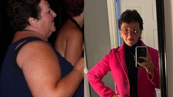Nenek Ini Laris Jadi Model Majalah Setelah Sukses Turunkan Bobotnya dari 136 kg hingga Tinggal 67 kg