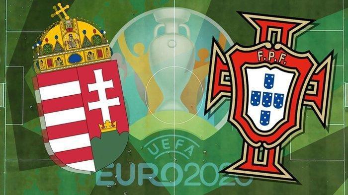 LIVE STREAMING Hungaria vs Portugal Euro 2020 Malam Ini: Cristiano Ronaldo Jadi Pemain Kunci