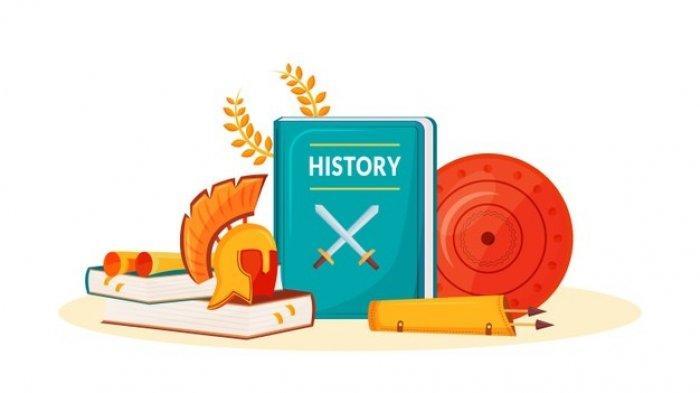 SOAL & KUNCI JAWABAN Latihan UAS dan PAS IPS Kelas 7 SMP, Apa Saja Ciri dari Zaman Sejarah?