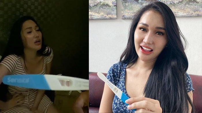 BANGGA Hasil Test Pack Hamil, Lucinta Luna Diminta Dokter Hati-hati, Isyaratkan Itu Penyakit Ganas