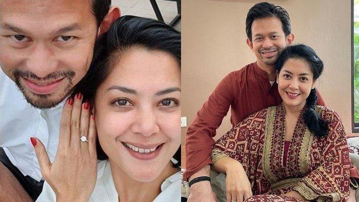 Seakan Beri 'Isyarat', Suami Lulu Tobing Sempat Tulis : Setelah Nikah Kita Mohon Maaf 5 Kali Sehari