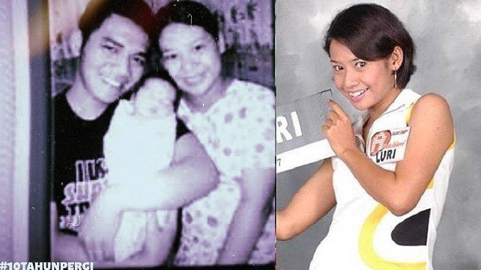 Luri AFI meninggal setelah melahirkan anak pertamanya