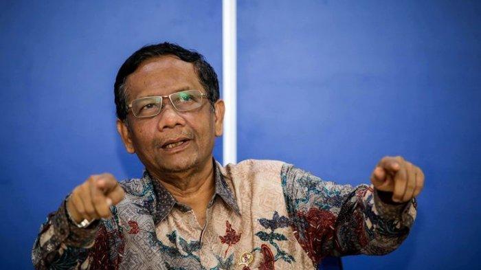 PERANG Cuitan Mahfud MD & Ridwan Kamil Soal Rizieq, Diimbau Tahan Diri & Selesaikan Internal