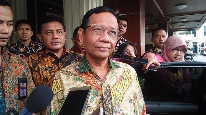 Tak Terima Soal Candaan Mahfud MD yang Samakan Corona dengan Istri, Komnas Perempuan: Tak Bijaksana