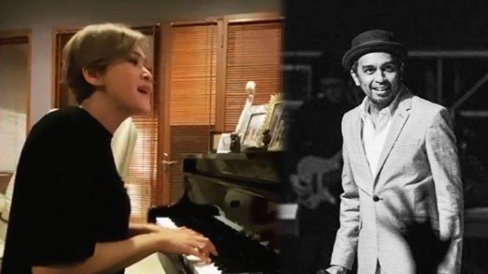 Persembahan Terakhir untuk Glenn Fredly, Maia Estianty Nyanyikan Lagu Penuh Kenangan dan Sarat Makna