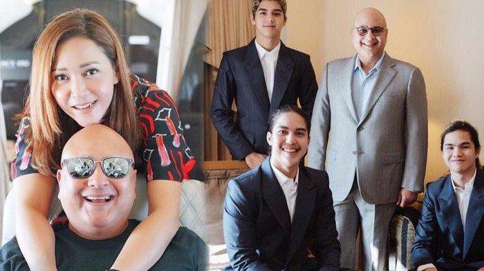 Cegah Corona, Maia Estianty Terpaksa 'Berpisah' dari Irwan Mussry & Takut Sentuh Anak, Ini Katanya