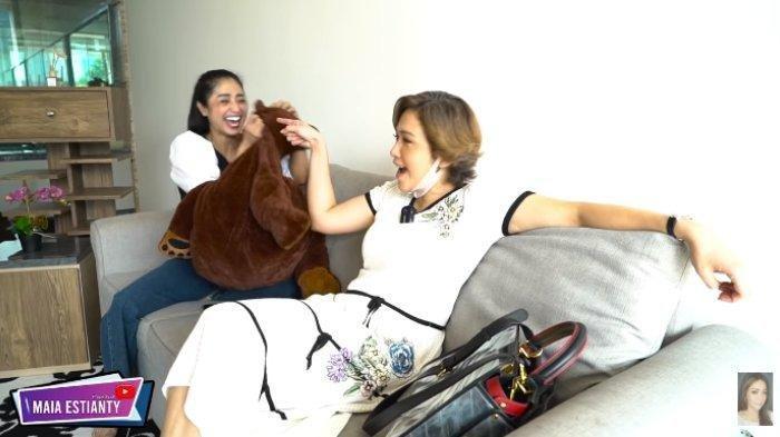 Maia Estianty Meradang Disambut Dewi Perssik dengan Lagu Mulan Jameela: Mungkin Lagi Eror Otaknya!