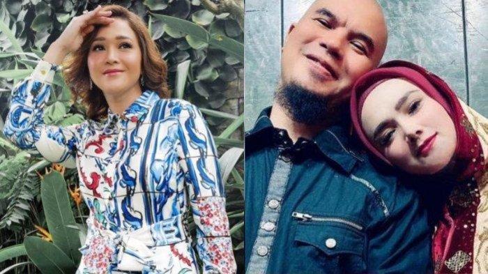 Hadiri Lamaran Aurel-Atta, Maia Estianty Duduk Dekat Mulan Jameela, Begini Reaksi Istri Ahmad Dhani
