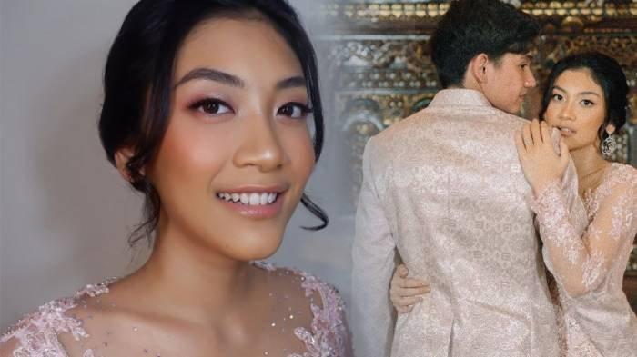 Jelang Pernikahan dengan Adipati Dolken, Canti Tachril Gelar Pengajian dan Siraman, Intip Fotonya!