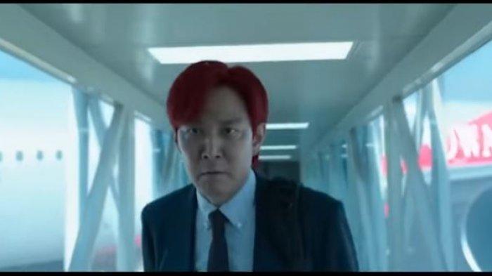 Makna rambut merah Gi Hun.