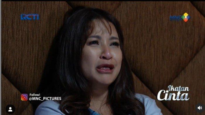 Trailer Ikatan Cinta - Mama Rosa tahu penyebab teror di keluarganya