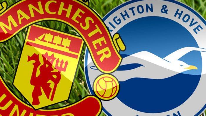 LIVE STREAMING Liga Inggris Manchester United vs Brighton Malam Ini, Pukul 01.30 WIB di Mola TV