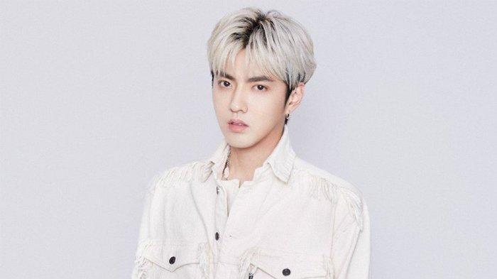 Mantan member EXO, Kris Wu