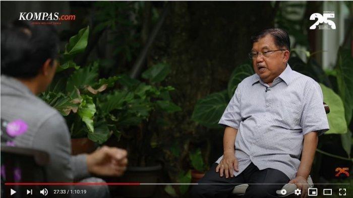 Jusuf Kalla Dukung Pemerintah Membuka Program Vaksinasi Covid-19 Mandiri, 'Rakyat Itu Sudah Jenuh'