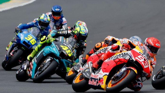 Jadwal MotoGP Amerika 2021 Live Race di Trans7, FabioQuartararo & Marquez Gagal Pole Position