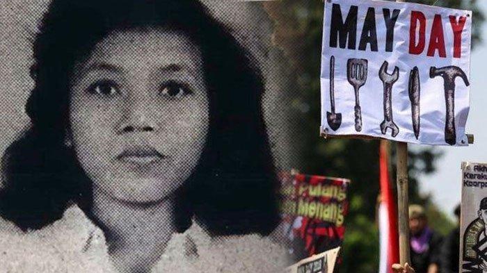 Hari Buruh - Mengenang 4 Tokoh Pergerakan Pekerja Indonesia, Kisah Marsinah yang Meninggal Tragis