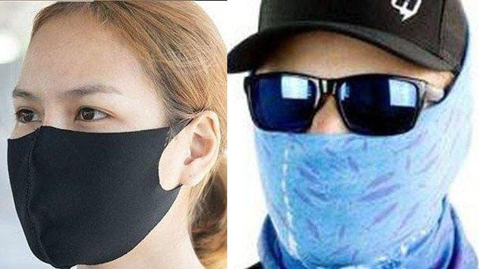 3 Jenis Masker yang Efektif Cegah Penularan Covid-19, Jangan Scuba & Buff, Simak Penjelasan Dokter