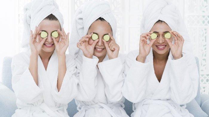 5 Masker Alami untuk Kulit Berjerawat, Gunakan Timun, Telur hingga Oatmeal, Simak Resepnya!