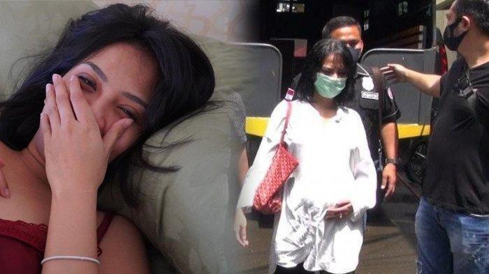 Vanessa Angel Tampak Sembab, Bibi Ardiansyah Ungkap Kondisi Sedang Pahit hingga Teman Menyumbang
