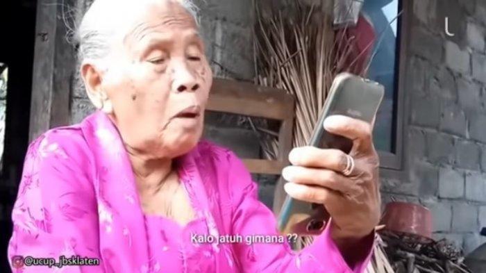 Viral karena Video Parodi Larangan Mudik, Ini 5 Fakta Mbah Minto, Dapat THR dari Ganjar Pranowo