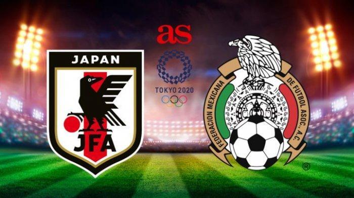 PREDIKSI Pertandingan Meksiko vs Jepang Olimpiade Tokyo 2020 Perebutan Medali Perunggu