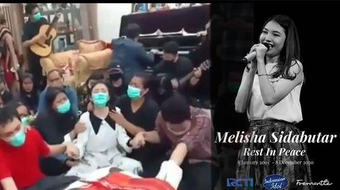 Indonesian Idol Berduka, Melisha Sidabutar Meninggal, Ungkap Penyebab, Juri Sampaikan Belasungkawa