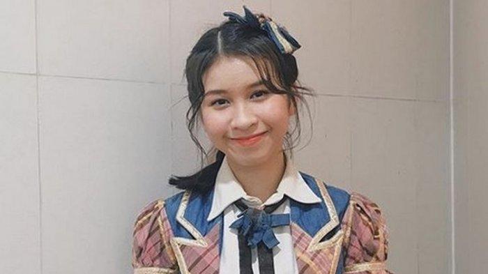 Ini Sosok Febriola Sinambela Atau Olla JKT48 yang Positif Covid-19, Masih Berusia 15 Tahun