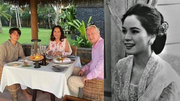 KABAR Duka dari Ratna Sari Dewi Soekarno, Menantunya Suami dari Kartika Soekarno Meninggal Dunia