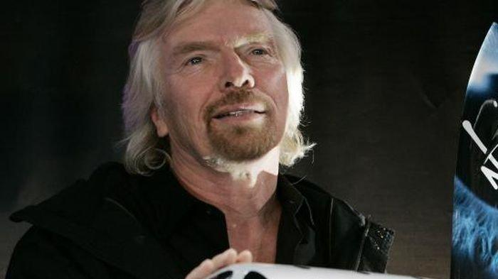 Siapa Richard Branson? Miliarder Kaya Raya, Berhasil Terbang ke Luar Angkasa dengan Virgin Galactic