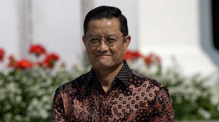 Menteri Sosial Juliari P Batubara.
