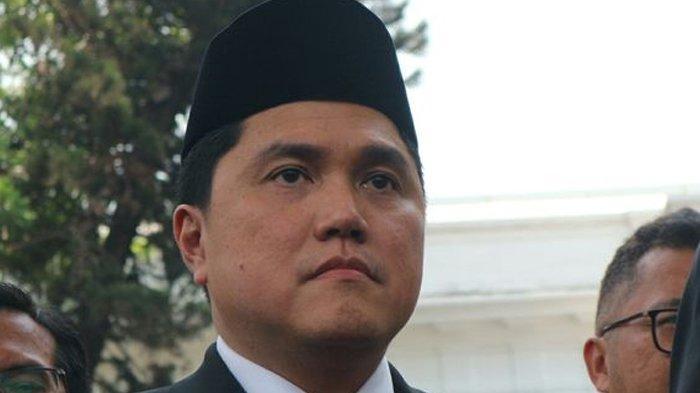 Dampingi Jokowi, ErickThohir Jelaskan MengenaiPenanganan Covid-19 di Depan 43 CEO di 20 Negara