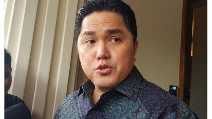 Sejumlah Wilayah Jabodetabek Listriknya Padam, Erick Thohir Datangi Kantor PLN, Terungkap Alasannya