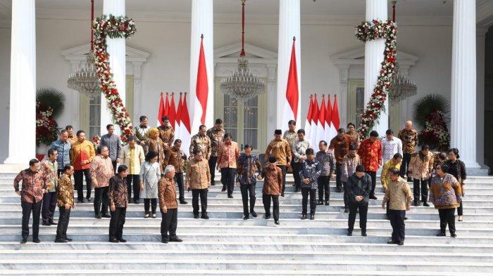 PROFIL Lengkap 2 Menteri dan 2 Kepala Lembaga yang Akan Dilantik Presiden Joko Widodo Sore Ini