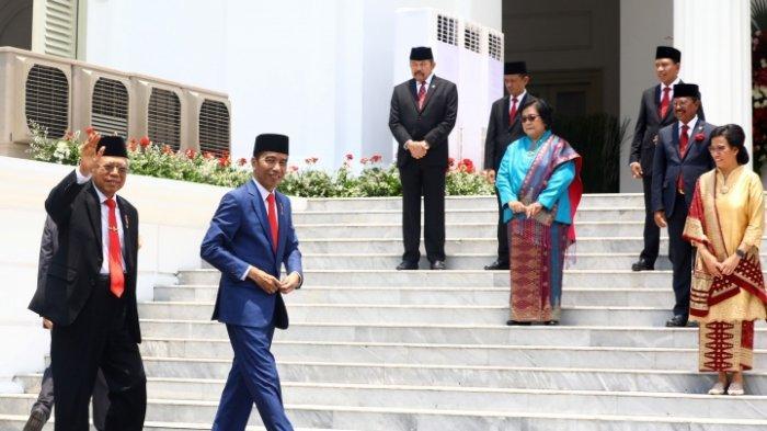 5 Menteri Jokowi Masuk Usulan Dicopot, Dari Isu Korupsi, Tukang Bikin Gaduh dan Konflik Kepentingan