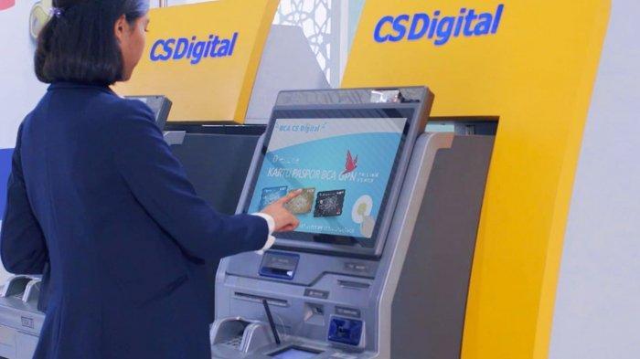 GANTI Kartu ATM BCA dengan e-KTP Saja, Begini Cara Mudah Cetak Melalui CS DIgital