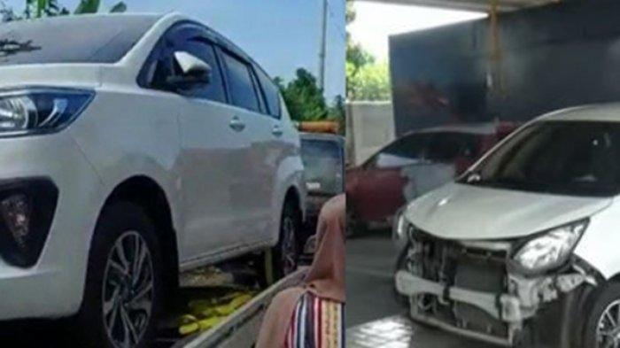 TERLANJUR Beli Mobil Padahal Belum Mahir Nyetir, Miliarder Tuban Alami Kecelakaan, Kini Mobil Penyok