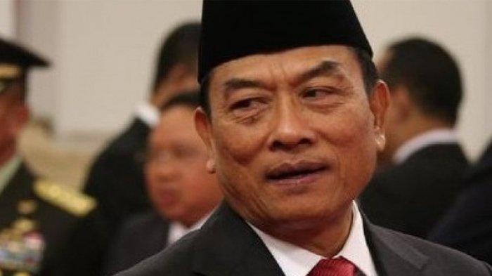 Moeldoko Dinilai Bikin Jokowi 'Tak Berdaya' dengan Kudeta AHY, Presiden Masih Bungkam : Beban Istana