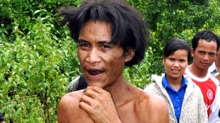 Momen saat Ho Van Lang pertama kali ditemukan
