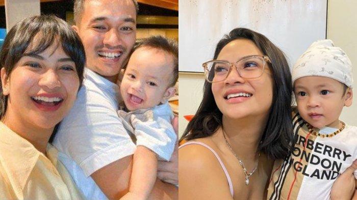 Pesan Haru Vanessa Angel untuk Anaknya, Unggah Video di Hari Ultah Gala Sky, Bibi Ardiansyah Mewek