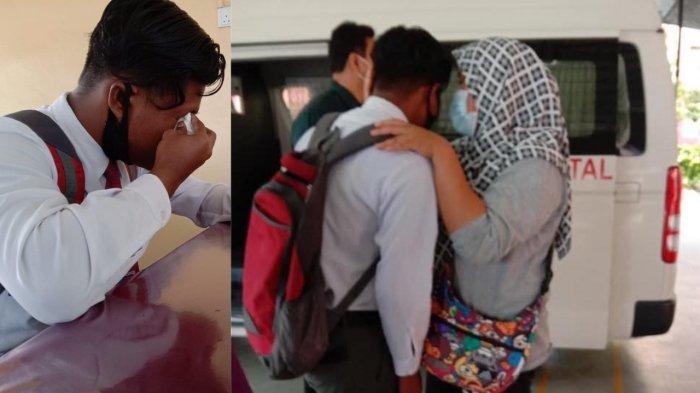 PILU Hati Anak Mengira Dijemput Ayah Pulang Sekolah, Syok Lihat Mobil Jenazah Datang Bawa Mayat Ayah