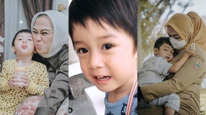 NASIB Keenan, Dulu Dibuang Dalam Kardus Tanpa Baju, 4 Tahun Diadopsi Bupati Cantik Kini Makin Tampan