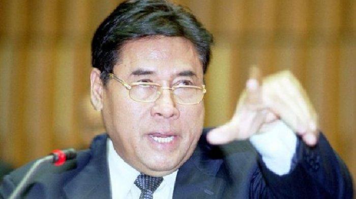 Innalillahi wa Inna Ilaihi Rojiun Muladi Eks Menteri Kehakiman Wafat karena Covid, Undip Berdukacita