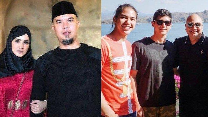 BUKAN Dikenalkan Maia, Al dan El Rumi Pertama Kali Bertemu Irwan Mussry Lewat Ahmad Dhani & Mulan