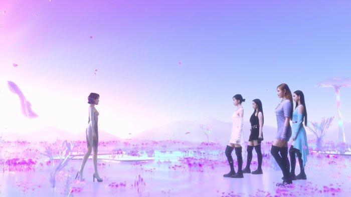 BAK Kejutan, Kasita Wonowidjojo Garap Animasi dalam MV Savage Milik aespa: Saya Sangat Beruntung