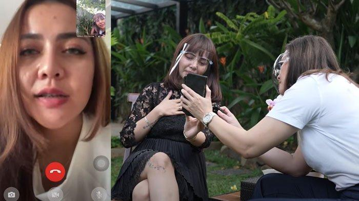 Nadia Christina minta maaf pada Ratu Rizky Nabila