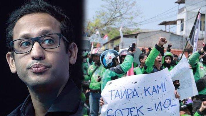 4 Alasan Bos Gojek Nadiem Makarim Ditolak Driver Ojol Jadi Menteri Jokowi, Sampai Ancam Demo Besar!