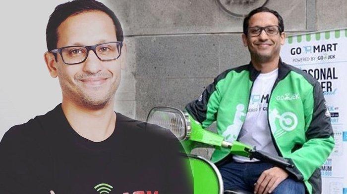 Profil Nadiem Makarim, CEO Gojek yang Diduga Jadi Menteri Jokowi, Background Pendidikan Mengejutkan
