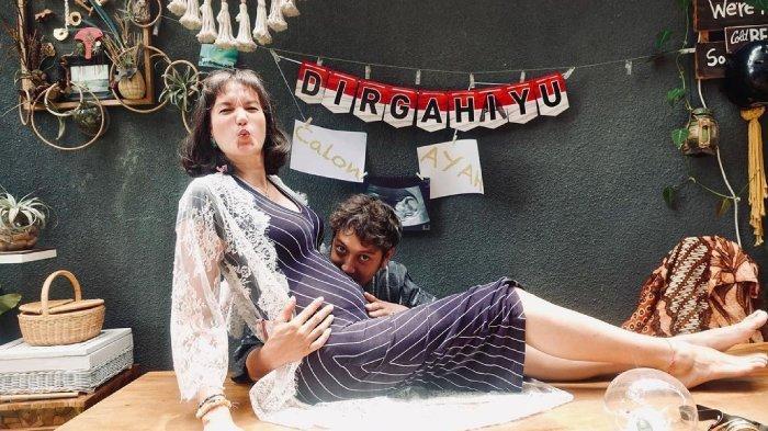 Cerita Kehamilan Nadine Chandrawinata, 2 Bulan Tak Keluar Kamar, Alasan Sembunyikan Kabar Bahagia